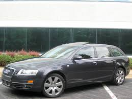 Audi 6 Series Price 2006 Audi A6 Avant A Teutonic Perfection For The Entire Family