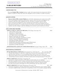 Oncology Nurse Resume Objective Resume Objective Examples Hospitality Resume For Your Job