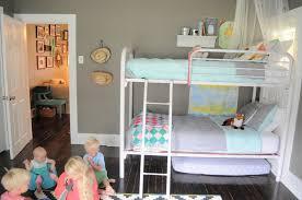 Kids Living Room Living Small Shared Kids Room The Vanilla Tulip