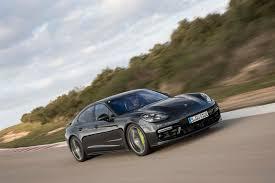 Porsche Panamera Awd - 2018 porsche panamera turbo s e hybrid first ride hyper hybrid