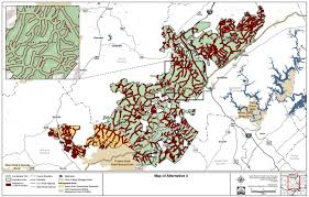 State Of Tennessee Map by Tennessee Lands Unsuitable For Mining