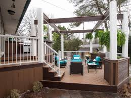 Deck Pergola Ideas by Before And Afters Of Backyard Decks Patios And Pergolas Diy
