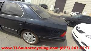 parting out 1999 lexus ls 400 stock 6105rd tls auto recycling