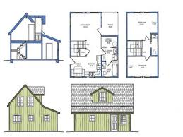 Small Cottage Floor Plans by Small House Plans With Loft Home Design Ideas