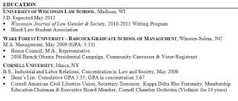 You might like a centered format if your Education section is toward the end of the resume  For example  LinkedIn