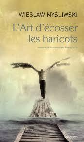 L'ART D'ECOSSER LES HARICOTS (couverture)