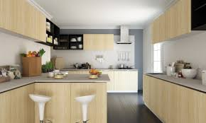 Kitchen Furniture Online India Indian Modular Kitchen Design U Shape Youtube Pertaining To Indian