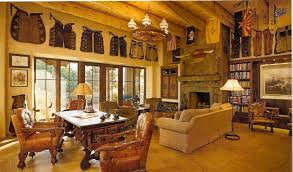 Cowboy Style Home Decor Cowboy Western Style Living Room Carameloffers