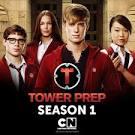 Tower Prep Season 1 (DVD ซีรีส์ 7 แผ่นจบ ซับไทย) ซีรีย์ฝรั่ง ...
