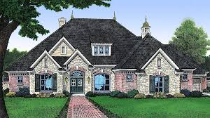 charming french country home plan 48028fm architectural