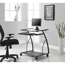Computer Desks Black by Altra Furniture Black Desk 9378196 The Home Depot