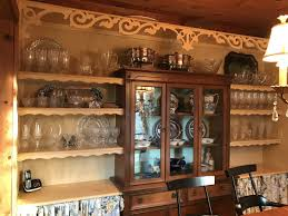 project built in china cabinet and dining room storage u2013 project
