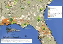 Avon Park Florida Map by Maps America U0027s Longleaf Restoration Initiative