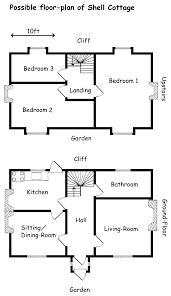 small floorplans small cabin floorplans house plans