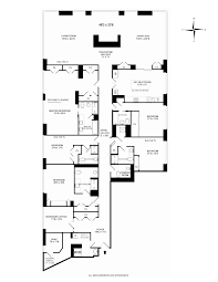 floor plan u2014 1965 broadway 28e