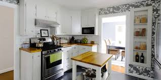 Before And After Kitchen Makeovers Budget Friendly Before And After Kitchen Makeovers Diy Kitchen