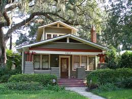 classic craftsman bungalow colors orlando historic districts