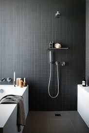 bathroom tile black u0026 white tiles bathroom design decor classy