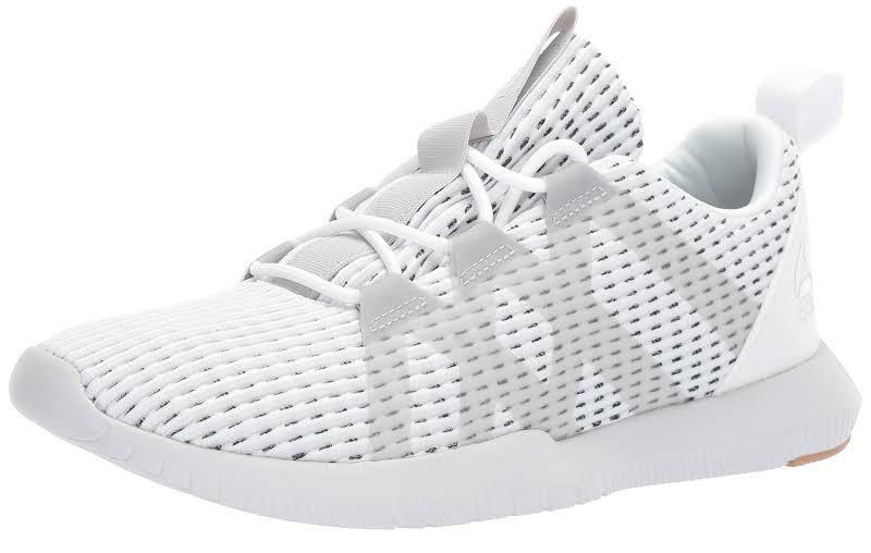 Reebok Reago Pulse White Cross Training Shoes