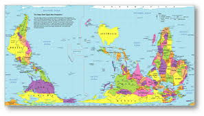 Peters Projection World Map by World Map Distortion For Last 500 Years U2014 Charlton Life