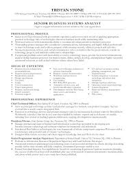 Best Resume Format For Quality Assurance by System Analyst Resume Berathen Com