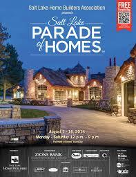 Garbett Homes Floor Plans 2014 Salt Lake Parade Of Homes Magazine By Utah Media Group Issuu