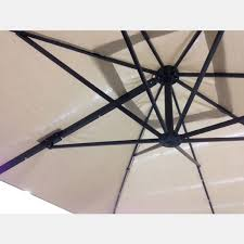 Ace Hardware Patio Umbrellas by Replacement Canopy For Osh Rectangular Solar Umbrella Garden Winds