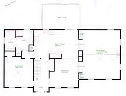 open concept ranch house floor plans
