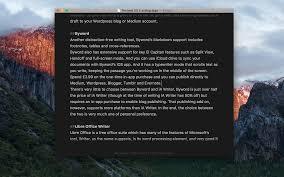 resume writing software mac best mac word processor 2017 macworld uk byword