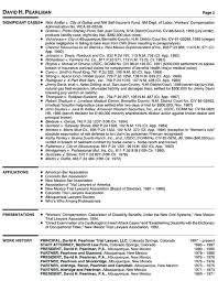 Law Resume Samples by Principal Attorney Resume Example