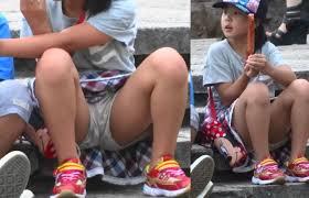 Jsロリパンチラ|小学生 パンチラ ロリ 街撮りJS・JC限定 ロリっ子の夏服はたまら