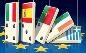 L'effetto domino dell'euro.