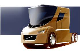 volvo truck design beevan by volvo trucks north america paul daintree usa