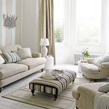 Pastel Living Room Living Room Decorating Ideas Striped - Wallpaper living room ideas for decorating