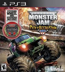 monster truck show discount code amazon com monster jam 3 path of destruction sony psp video games