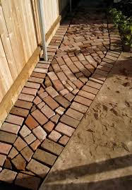 walkway ideas for backyard terrace traditional patio brick patterns walkway ideas for your