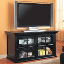 Tv Unit Furniture With Price Tv Stands Transitional Media Console With Sliding Glass Doors