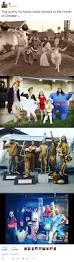 Group Family Halloween Costumes by This Creative Family U0027s Group Halloween Costumes Are Actual Family