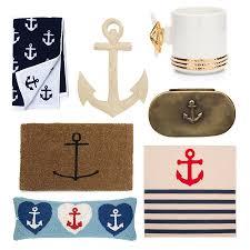 anchor and nautical decor on the market popsugar home