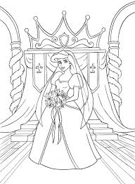 walt disney coloring pages for kids 633 princess coloring pages