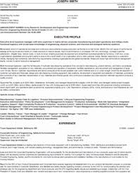 Ex Military Resume Examples by Federal Resume Samples