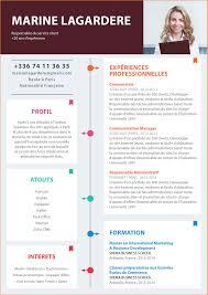 Exemple de CV  info    Exemples et mod  les gratuits