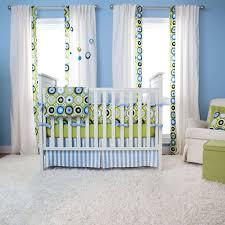 Luxury Nursery Bedding Sets by Baby Nursery Cute Boy Baby Crib Sets Decor Ideas With Green Wall