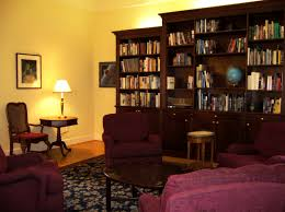 Home Library Lighting Design by Library Bookcase Lighting Home Style Tips Interior Amazing Ideas