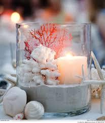 Rainbow Wedding Centerpieces by Best 25 Beach Wedding Centerpieces Ideas On Pinterest Beach