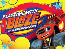 app kids playtime blaze monster machines