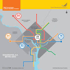 Crime Map By Zip Code by Life Expectancy Map Washington D C Area Infographic Rwjf