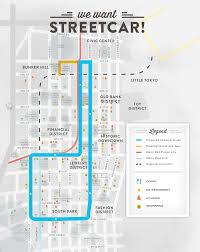 Grand Park Los Angeles Map by Home Los Angeles Streetcar Inc