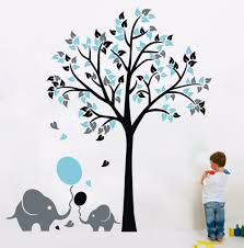 Tree Decal For Nursery Wall by Compare Prices On Elephant Baby Nursery Online Shopping Buy Low