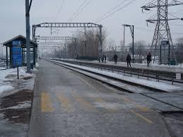 Bois-Franc station